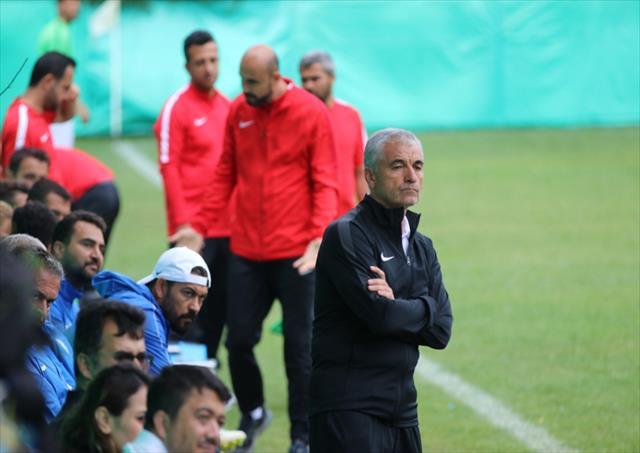 Atiker Konyaspor ilk hazırlık maçından galip ayrıldı