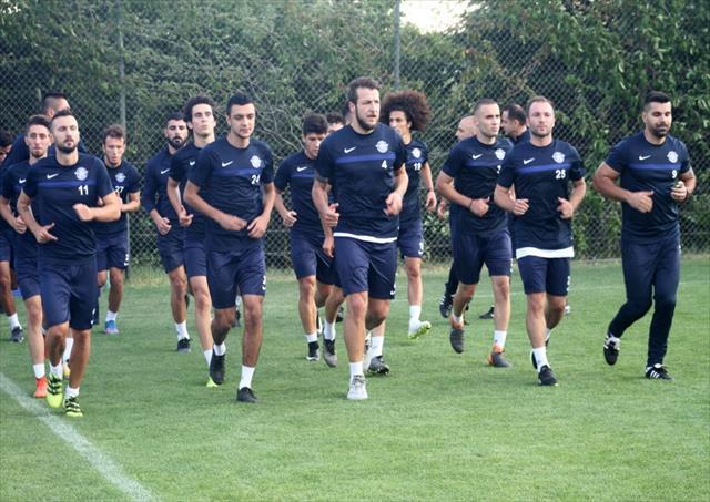 Adana Demirspor'da yeni sezonun ilk antrenmanı
