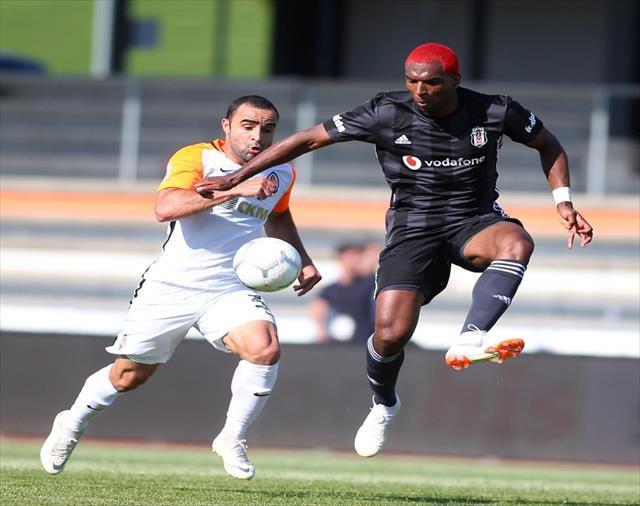 Beşiktaş'tan golsüz prova