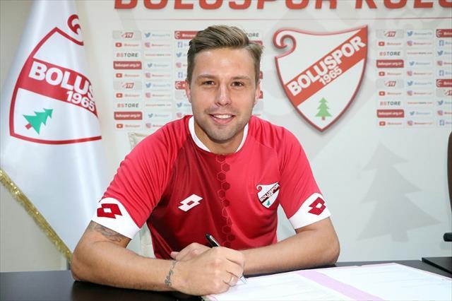 Boluspor, Koçer ile sözleşme imzaladı