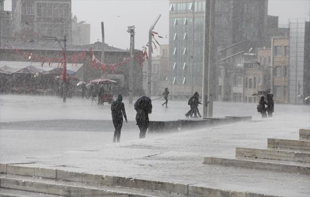 İstanbullular dikkat…