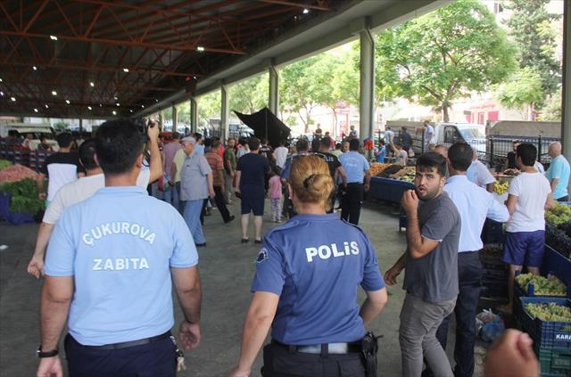 Polise pompalı tüfekle karşı koydular