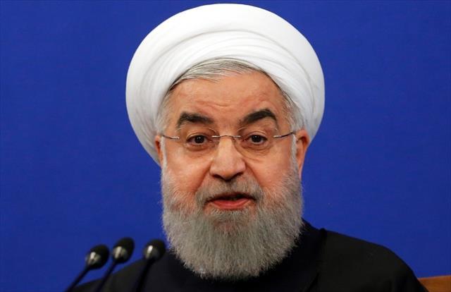 Ruhani'den ABD'ye tehdit…