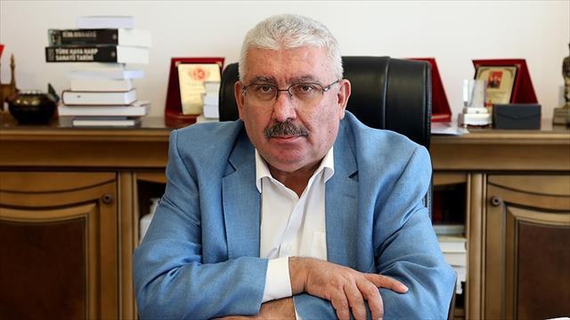 MHP Genel Başkan Yardımcısı Yalçın: MHP'ye dönüş için müracaat olursa değerlendiririz