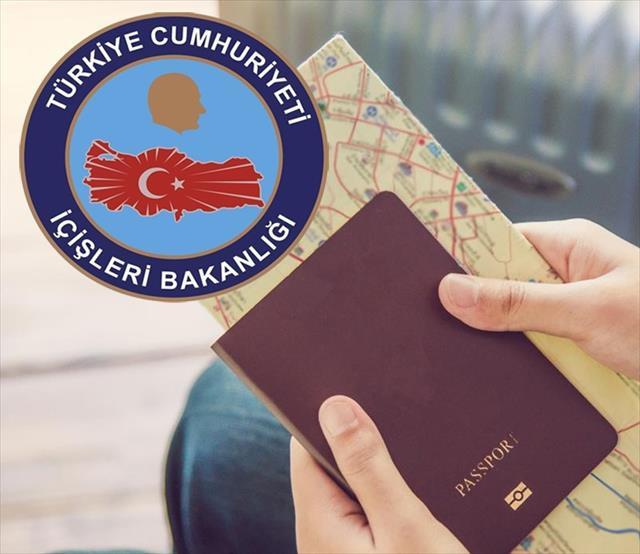 155 bin 350 kişinin pasaportlarındaki iptal şerhi kaldırıldı…
