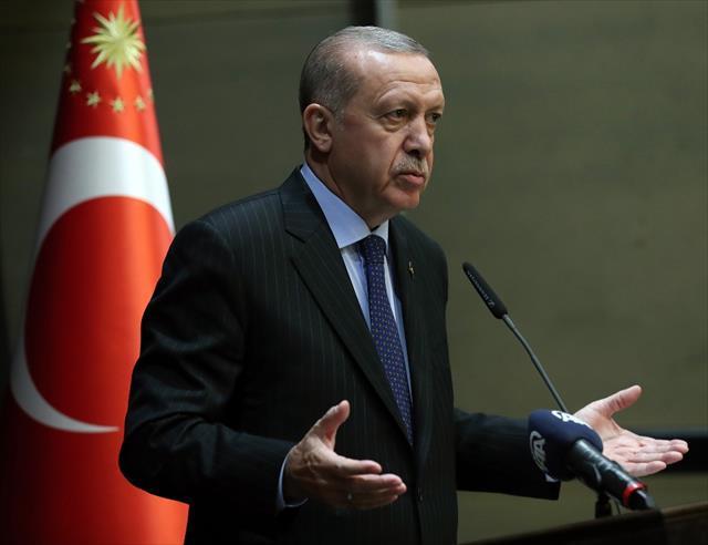 Erdoğan'dan Güney Afrika'ya FETÖ uyarısı