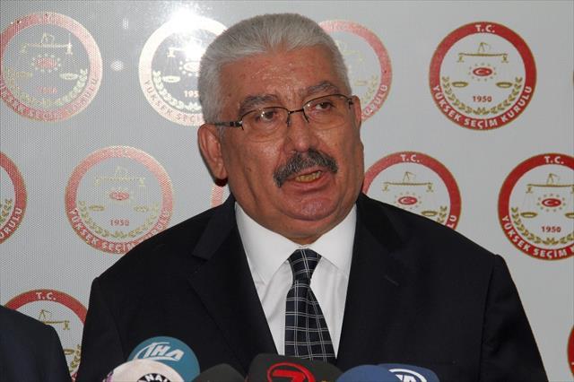 MHP'li Yalçın'dan teşkilata 'askıda ekmek' mektubu…