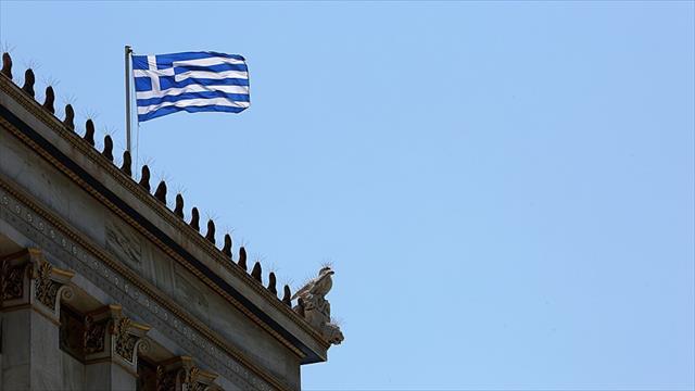 Yunanistan'da patlama