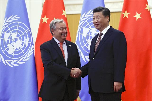 BM, Çin-Afrika ortaklığını desteklemeye devam edecek