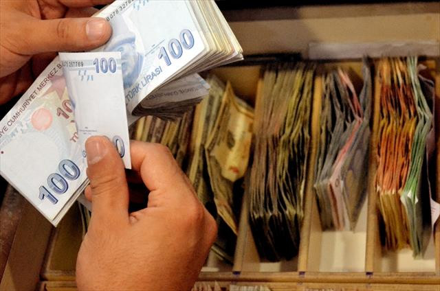 Merkez Bankası toplam rezervleri azaldı…