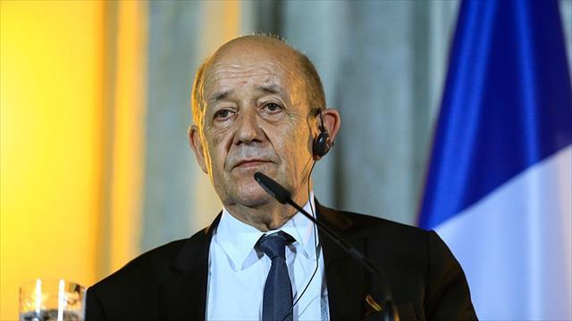 Fransa Dışişleri Bakanı Jean-Yves Le Drian: Idlib'deki durum oldukça endişe verici
