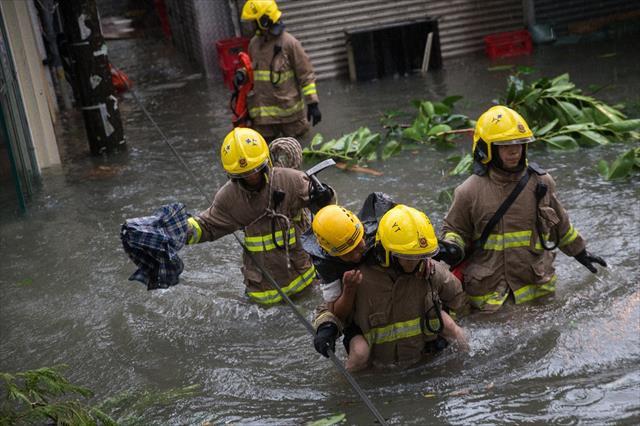 Çin'de bilanço ağırlaşıyor: 4 ölü, 200 yaralı