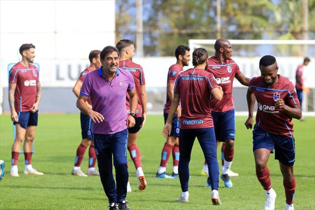 Trabzonspor'da, geçen sezon endişesi