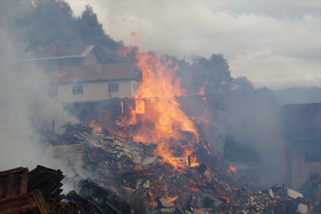 Kastamonu'da üst üste felaketleri yaşamaya devam ediyor