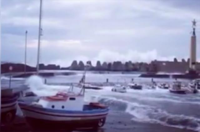 Yunanistan'da tropik fırtına etkili oluyor