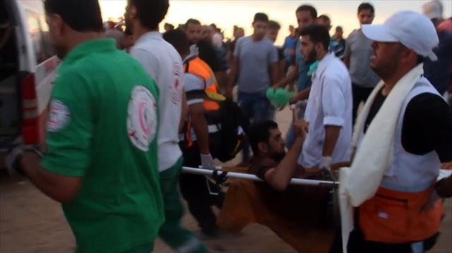 İsrail askerleri gerçek mermi kullandı…