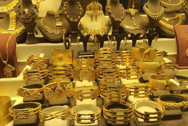 Serbest piyasada altın fiyatları…