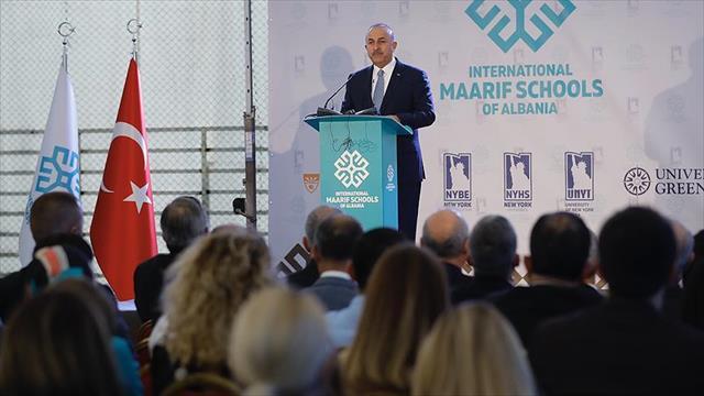 Dışişleri Bakanı Mevlüt Çavuşoğlu: Türkiye insani yardımda dünyanın zirvesinde