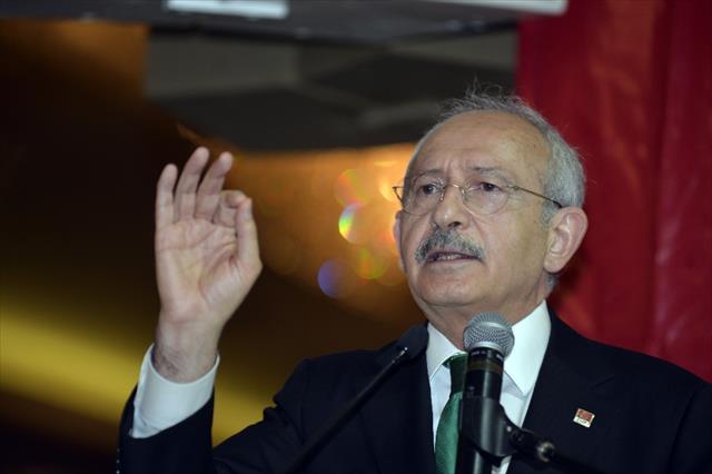 Kılıçdaroğlu: Bunun sorumlusu biziz…