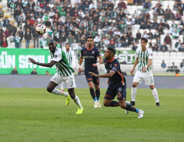 Başakşehir tek golle kazandı…