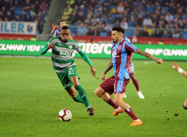 Trabzon'da puanlar paylaşıldı…