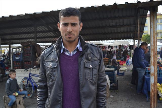 Suriyeli vatandaş bulduğu 200 lirayı sahibine teslim etti
