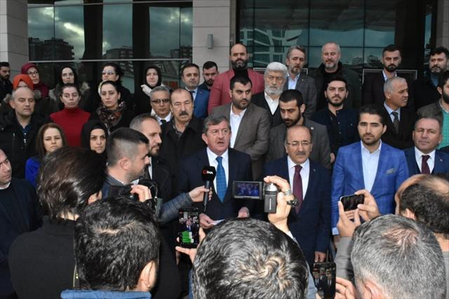 Trabzonlulardan CHP'li vekil hakkında suç duyurusu