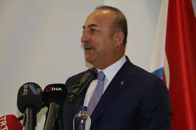 Bakan Çavuşoğlu'ndan insani dış politika mesajı