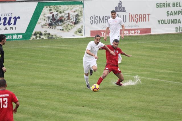 Antalyaspor Afganistan'ı devirdi