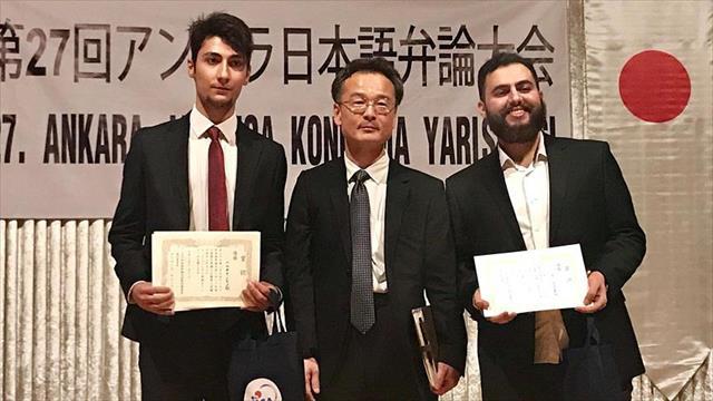 27. Ankara Japonca Konuşma Yarışması düzenlendi