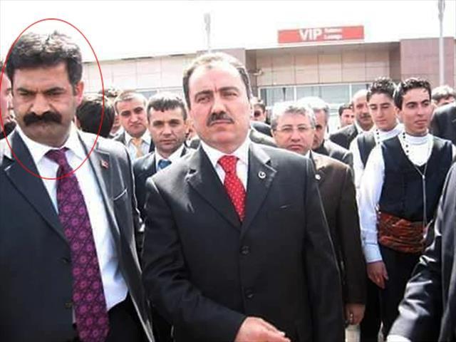 Yazıcıoğlu'nun koruması AK Partiden aday adayı oldu…