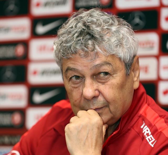 """Lucescu: """"Şu an işime devam ediyorum"""""""