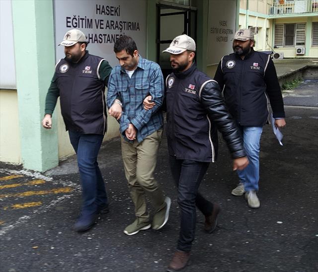 Sapık FETÖ'cü tutuklandı