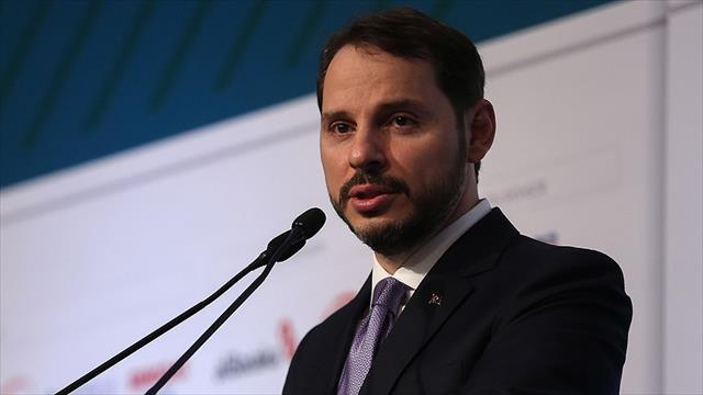 Hazine ve Maliye Bakanı Albayrak: Cari rakamlarda tüm zamanların rekoru kırılabilir