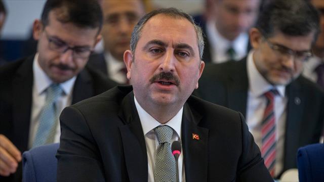 Adalet Bakanı Gül: Cezaevlerinde 260 bin 144 kişi bulunmaktadır