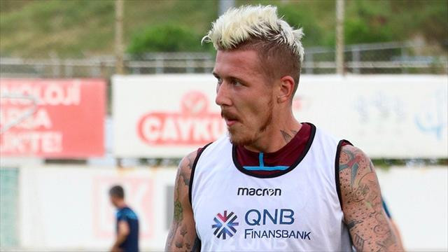 Trabzonspor'a Kucka'dan kötü haber
