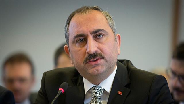 Adalet Bakanı Gül: Herkes bağımsız Türk yargısının işleyişine saygı göstersin