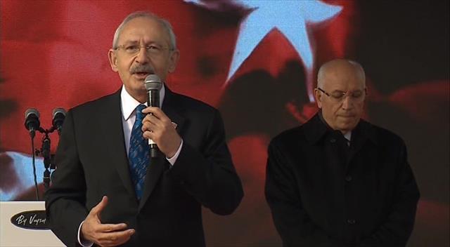 Kılıçdaroğlu: Demokrasiyi yerelde göstereceğiz…