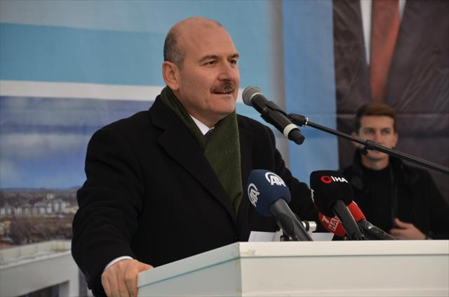 Bakan Soylu'dan terörle mücadele kararlılık mesajı