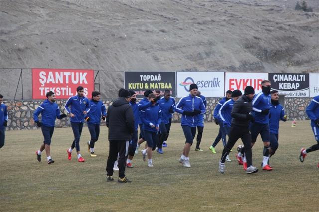 E. Yeni Malatyaspor kupa maçına hazır