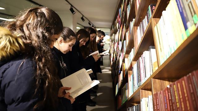 Kütüphaneler yarıyıl tatilinde çocukları bekliyor