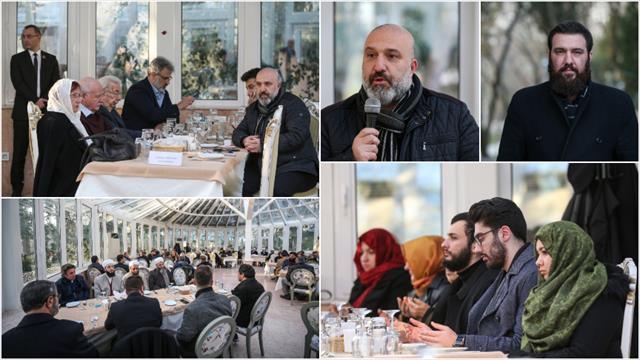 Bilun Alpan Sultan için İstanbul'da taziye programı düzenlendi