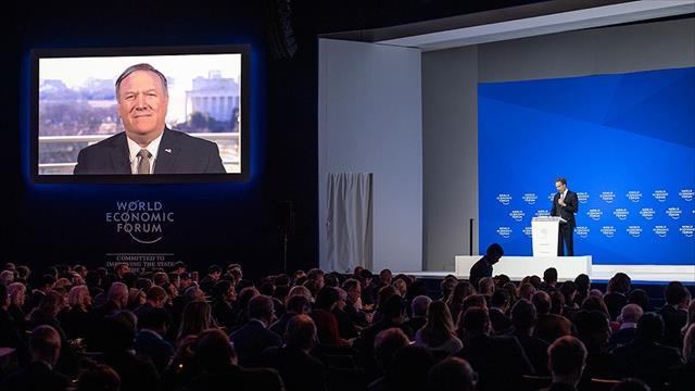 ABD Dışişleri Bakanı Pompeo: DEAŞ'ı Suriye ve Irak'ta yenilgiye uğrattık