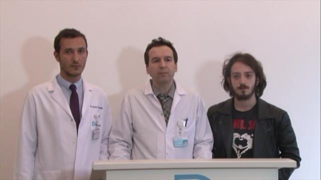 Ayşen Gruda'nın doktorlarından açıklama