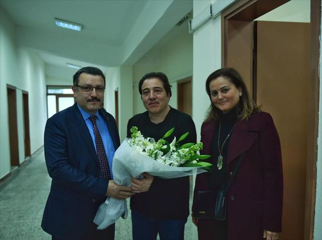 Fazıl Say'dan Trabzon'a beste sözü