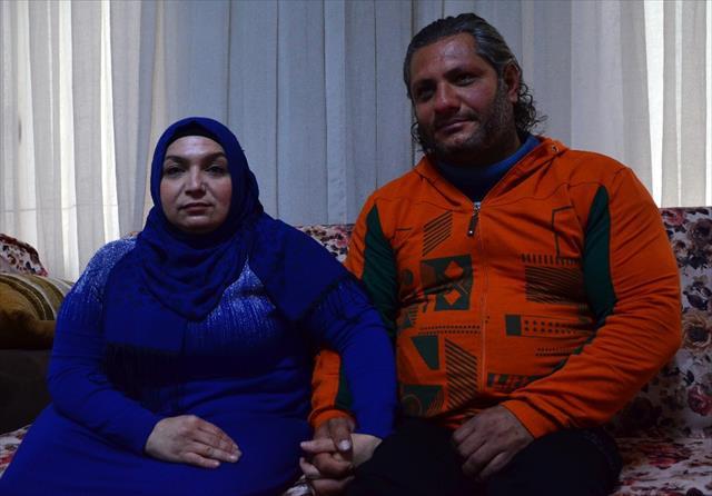 Engelli çift evlenebilmek için yardım bekliyor