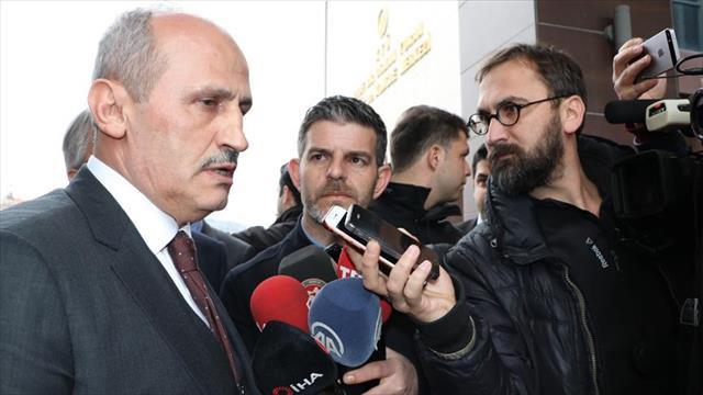 'Trabzon'a Erzincan'dan demiryolu projesi çalışmalarımız devam ediyor'