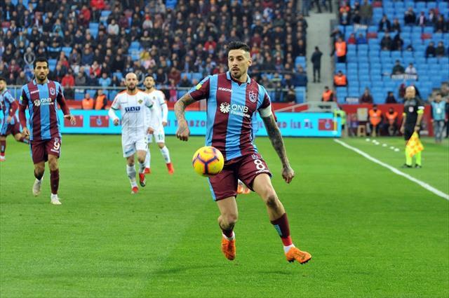 Trabzon'da ilk yarıda gol yok