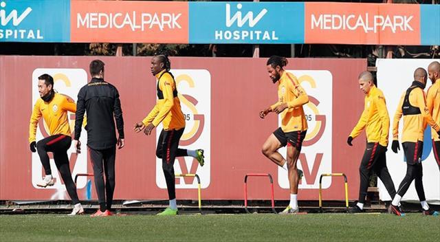 Benfica maçı kadrosu belli oldu