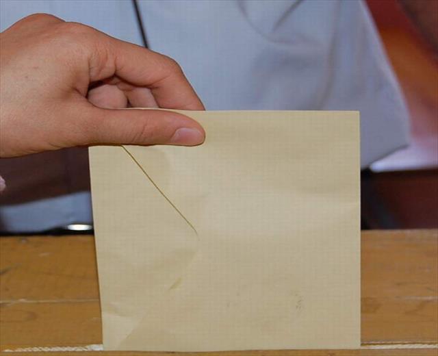 Aday listelerinin teslim süresi sona erdi